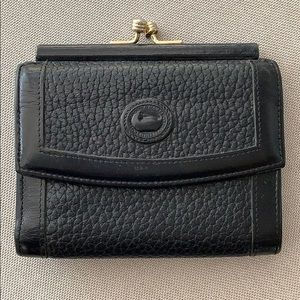Vintage DOONEY & BOURKE Wallet - Black